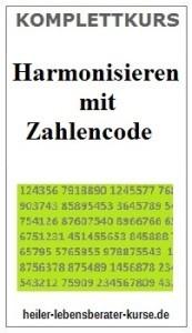 Harmonisieren mit Zahlencode