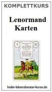 Lenormand- Karten lernen