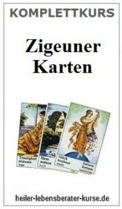Zigeuner Karten lernen